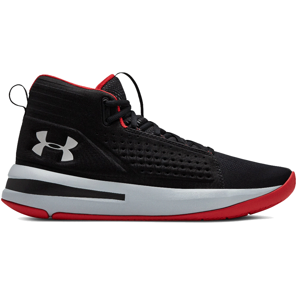 Under Armour Torch Basketskor Svarta