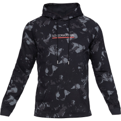 Under Armour Baseline Fleece Graphic Hoodie