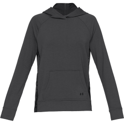 Under Armour Featherweight Fleece Hoodie Svart
