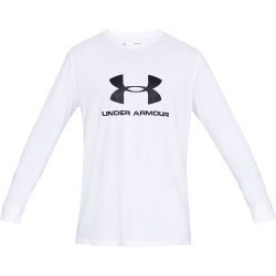 Under Armour Sportstyle Logo Long Sleeve