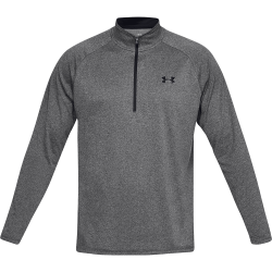 Under Armour Tech™ ½ Zip Långärmad funktionströja Grå
