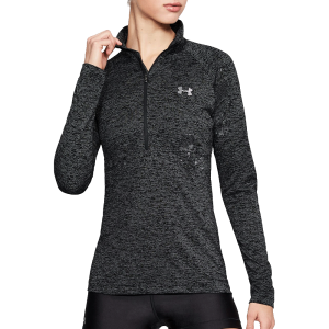Under Armour Tech™ Twist ½ Zip Svart
